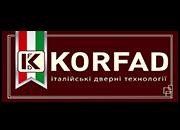 Межкомнатные двери KORFAD (Корфад)