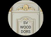 Межкомнатные двери Wood Doors (из массива дерева)