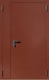 Входная дверь Техно полуторка