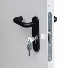 """Двери противопожарные двустворчатые ЕІ-30 2050х1200 мм серии """"Щит 3"""""""