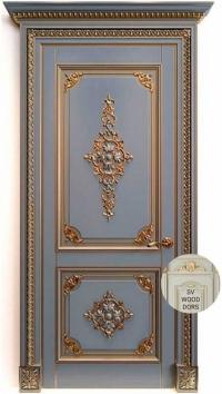 Межкомнатные двери Wood Doors, Бари