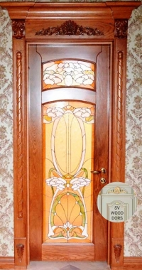 Межкомнатные двери Wood Doors, Монца