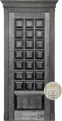 Межкомнатные двери Wood Doors, Бергамо
