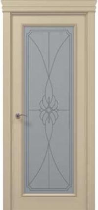 Дверь Папа Карло Art Deco ART-01 стекло бевелз