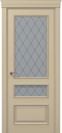 Дверь Папа Карло Art Deco ART-05 стекло оксфорд
