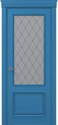Дверь Папа Карло Art Deco ART-02 стекло оксфорд