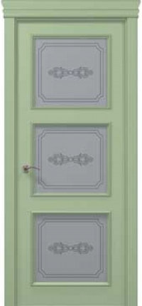 Дверь Папа Карло Art Deco ART-03 стекло бевелз