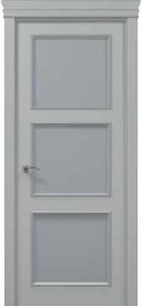 Дверь Папа Карло Art Deco ART-03 стекло сатин
