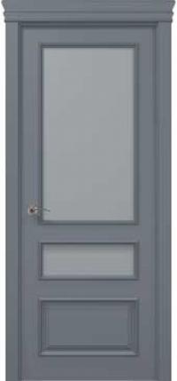 Дверь Папа Карло Art Deco ART-05 стекло сатин