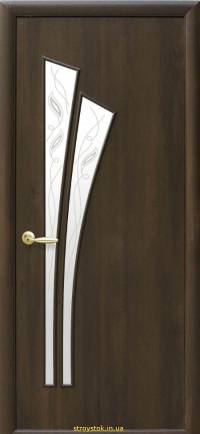 Межкомнатные двери Модерн Лилия