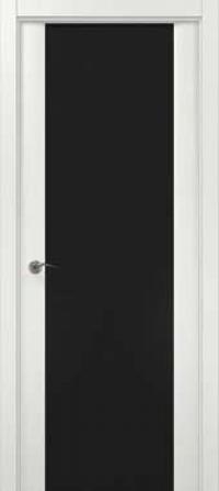 Межкомнатные двери Millenium ML-05 триплекс черный Папа Карло