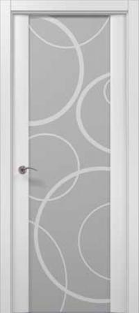 Межкомнатные двери Millenium ML-05 арт Папа Карло