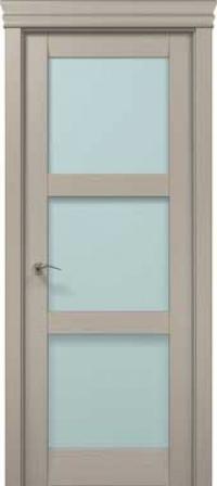 Межкомнатные двери Millenium ML-07 сатин Папа Карло
