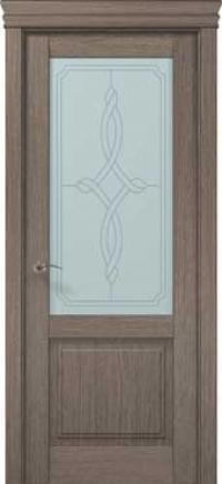 Межкомнатные двери Millenium ML-11 бевелс Папа Карло