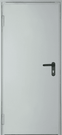 Двери противопожарные одностворчатые ЕІ-30 Щит 2