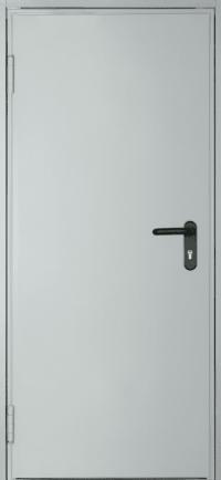 """Противопожарная дверь одностворчатая EI 30 2050х860/960 серии """"Щит 3"""""""