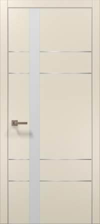 Дверь Папа Карло Plato-10 (алю)