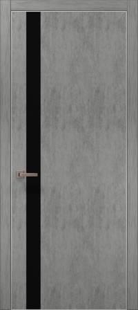Дверь Папа Карло Plato-04 (алю)