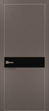 Дверь Папа Карло Plato-03 (алю)