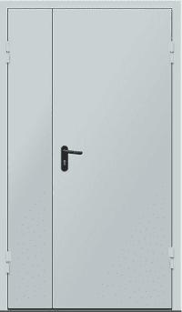 Двери противопожарные двустворчатые ЕІ-30 Щит 2