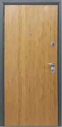 Входная дверь Коттедж Дуб