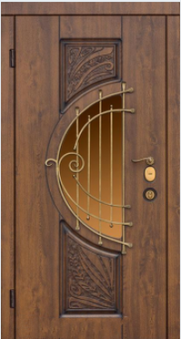 Входная дверь Steelguard Soprano (121)