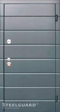 Входная дверь Steelguard Антивзлом, ANTIVZLOM 4
