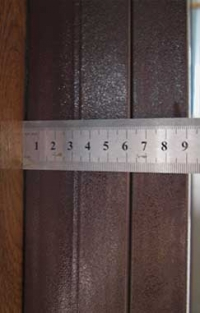 Двери Redfort Арка 1200 мм ковка, серия Оптима+