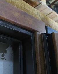 Двери Redfort Авеню Дуб бронзовый, серия Эталон