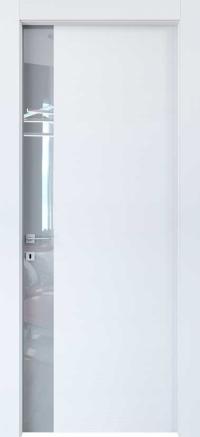 Межкомнатные двери Braga, модель VS 04 Azimut Bianco
