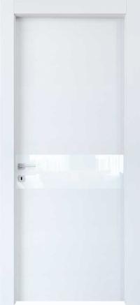 Межкомнатные двери Braga, модель VS 03 Azimut Bianco