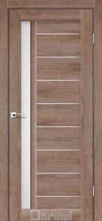 Межкомнатные двери Darumi модель Bordo сатин