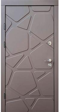 Входные двери Qdoors Премиум Делюкс/Гладь