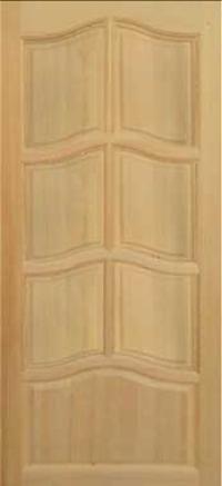 Межкомнатные двери Капри-2 глухие