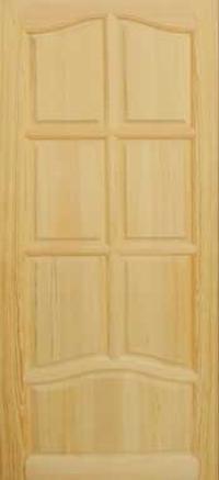 Межкомнатные двери Комфорт глухие