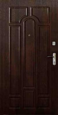 Входная дверь FORT Эконом Классик квартира
