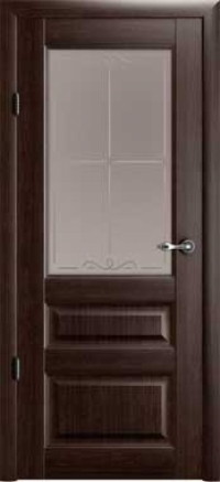 Межкомнатные двери ALBERO Галерея Эрмитаж-2 стекло Галерея