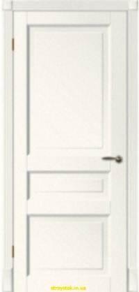 Межкомнатная дверь Рио Тессоро К 2 ПГ белая эмаль