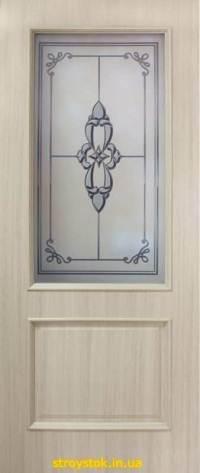 Межкомнатные двери Класика ПВХ Версаль СС+ФП