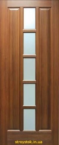 Межкомнатные двери Квадрат ПВХ ПО