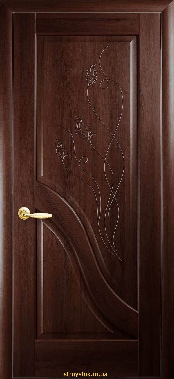"""Межкомнатные двери """"Маэстра"""" А (Амата) G"""