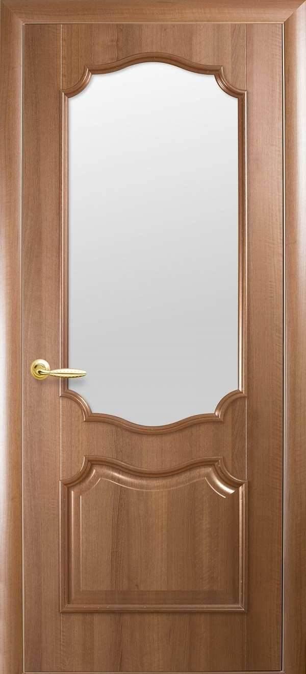 """Двери """"Интера DeLuxe"""" R (Рока)"""