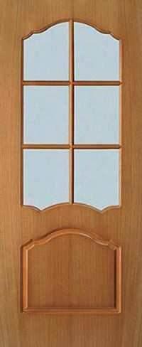 Межкомнатные двери Каролина ПО