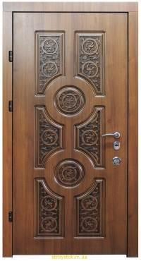 Дверь Элит П 10 патина
