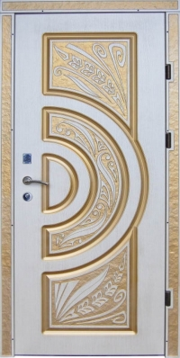Входная дверь Элит П 5 патина