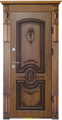Входная дверь Элит П 07 патина