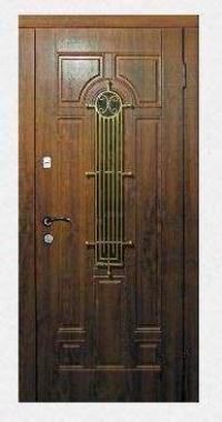 Дверь входная Лучия ЭЛИТ Каскад