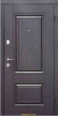 Входная дверь Steelguard DO-30 (Венге темный, 157)