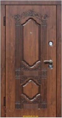 Входная дверь Steelguard Sangria (Vin.- Nussbaum, 157)
