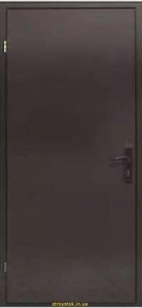 Входные двери Steelguard UN (RAL 8019)